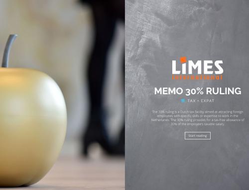 eMagazine: Memo 30% regeling